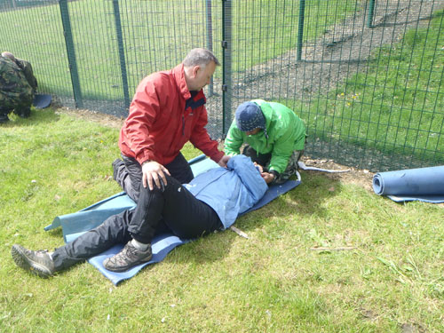 First Aid - Outdoor Course